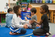 Benefits of Co-Teaching in Kindergarten / Responsive Classroom