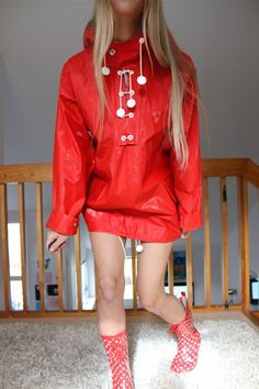 Faux Leather Skirt, Leather Jacket, Girl In Rain, Vynil, Wellies Rain Boots, Rubber Raincoats, Pvc Raincoat, Rain Gear, Latex Girls