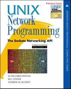 UNIX Network Programming, Volume 1