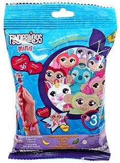 NEW Fingerlings Minis Surprise Packs Blind Bags 1 incl. Toys For Tots, Toys For Girls, Miniature Monkey, Disney Tote Bags, Fingerlings Monkey, Advent Calendars For Kids, Tinker Toys, Pikachu, Cleaning Toys