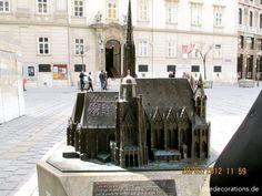 Stephansdom Miniatur Wien