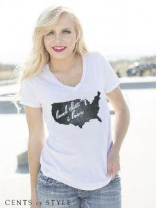 749da581a 50% off + Free Shipping on 4th of July Themed Accessories! T-shirts,  Earrings, Scarves & More!