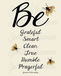 Quote for Honey Bee Cottage