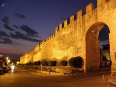 Old Town, Thessaloniki (the ancient macedonian name of Solun) Macedonia