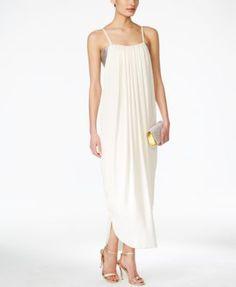 RACHEL Rachel Roy Pleated Maxi Dress