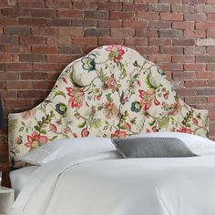 Found it at Joss & Main - Sainte-Chappelle High Arch Upholstered Headboard