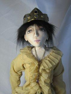 Art Doll by Nancy Perennec