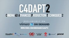 Cinema4d Advanced Production Techniques is back. The highly anticipated follow up from the 2 day intensive seminar in Berlin will surprise even hard core C4D users. Physically based rendering, Octane, Arnold render, Advanced MoGraph, Xpresso, Turbulence FD, Krakatoa and a full Python course. Loaded with tips and tricks for optimization, in depth shading techniques and cases from real productions this series takes of where the first one left. While scenefiles are not included in this…