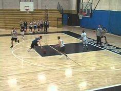 Basketball Drills - UCLA Shooting Drill - YouTube