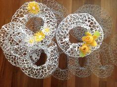 Wreaths made by LeenaH
