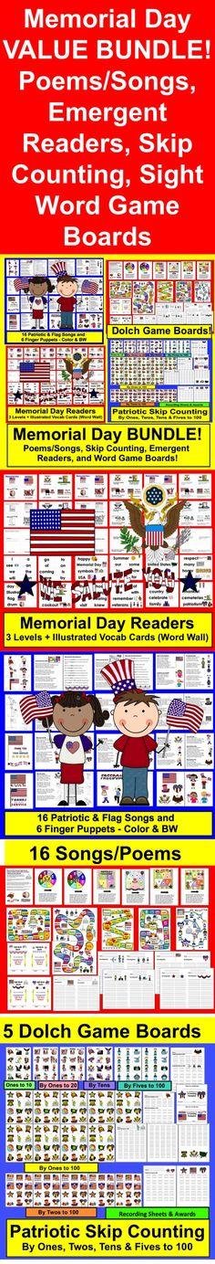 memorial day powerpoint for kindergarten