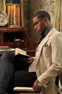 Black Men Reading