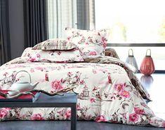 linge de lit tapisserie japonaise - becquet création