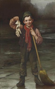 Lost And Found ~ John George Brown