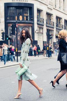 The Coveteur: Malaika Firth | Popbee - a fashion, beauty blog in Hong Kong.