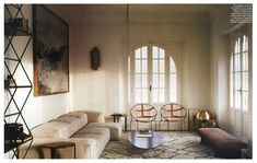 """Two Is Company's bronze applique """"Parnes"""" is featured in the current issue of Elle Decor Italia."""