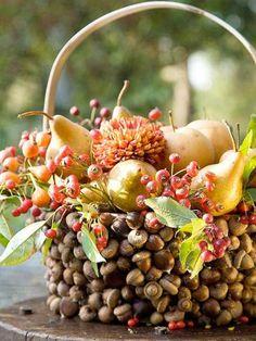 Cute Fall/Thanksgiving basket