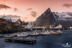 Reine, Lofoten, Norway – 2017 – Moose around the world Lofoten, Far Away, Strand, Norway, Mount Everest, Around The Worlds, Mountains, Nature, Travel