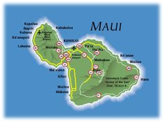 Maui, because all the towns sound the same. Non-Stop flights on Hawaiian and Alaska available. Airport code OGG (Kahului)