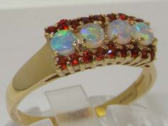 Hey, I found this really awesome Etsy listing at http://www.etsy.com/listing/151795299/luxury-9k-9ct-yellow-gold-womens-opal
