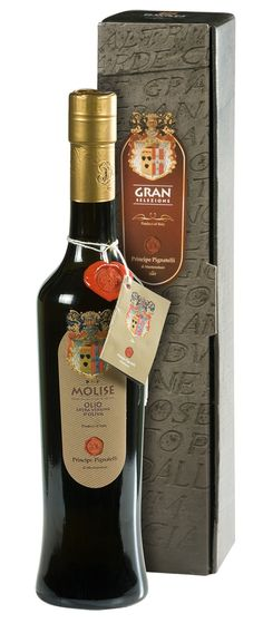 Olive Oil Gift Ideas with Prince Pignatelli Exclusive gift box  http://www.bestfromitaly.us/Principe_Pignatelli/olive_oil_gift_ideas.htm