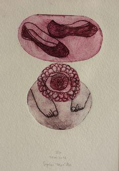 Sophie MORILLE Designer textile/ Artiste Plasticienne: dessins Design Textile, Art Textile, Textile Artists, Pencil Painting, Painting & Drawing, Textiles, Impression Textile, Rest, Doodle Sketch