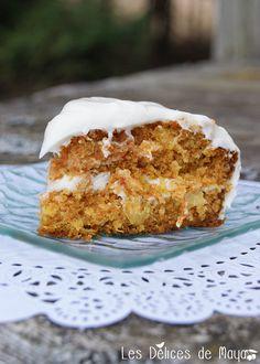 Cupcake Cakes, Cupcakes, Bon Dessert, Sweet Cakes, Banana Bread, Carrots, Cake Recipes, Biscuits, Maya