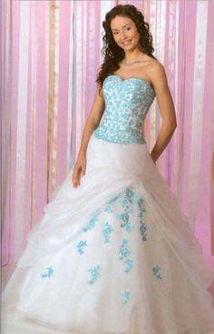 quinceanera sweet 15 dress
