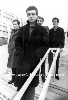Joy Division, Paris, 1979.