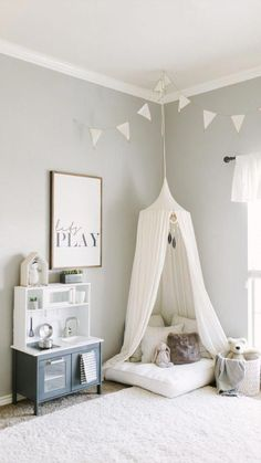20 Fantastic Kids Playroom Design Ideas – Modern Home Playroom Design, Baby Room Design, Playroom Decor, Baby Room Decor, Bedroom Decor, Playroom Ideas, Toddler Playroom, Playroom Paint Colors, Playroom Organization