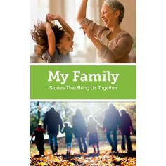 Get started with your family history with this easy-to-use booklet. Let it guide you through gathering stories and photos from past and present generations. Record stories from older relatives and preserve them for the future. Once you've gathered...