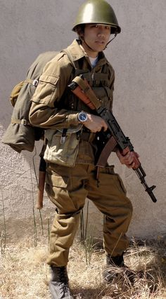 soviet afghan war uniform - Google Search