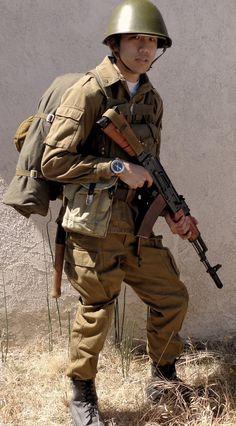 soviet afghan war uniform - Google Search