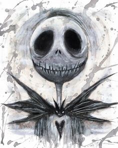 Jack Tim Burton, Tim Burton Art, Doodle Drawings, Doodle Art, Cute Drawings, Dark Disney, Disney Art, Halloween Goodies, Fall Halloween