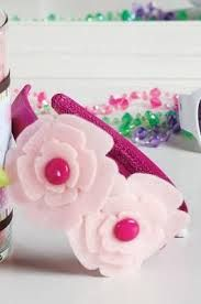 Resultado de imagen para pinterest felt bows and headbands
