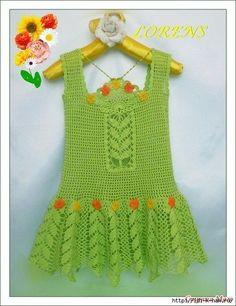 vestido verde foto tutorial no site