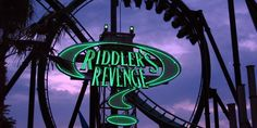 batman roller coaster | riddler roller coaster Batman: 15 Things You Didnt Know About The ...