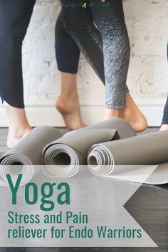 Stress Causes, Chronic Stress, 3 Week Yoga Retreat, Endometriosis Diagnosis, Warrior Yoga, Stress Yoga, How To Start Yoga, Pelvic Floor, Injury Prevention