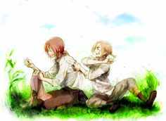 Image uploaded by Rosy_. Find images and videos about hetalia, Poland and Lithuania on We Heart It - the app to get lost in what you love. Lithuania Hetalia, Lithuania Food, Kaunas Lithuania, Lithuania Travel, Otp, Hetalia Headcanons, Hetalia Axis Powers, Usuk, Fandoms