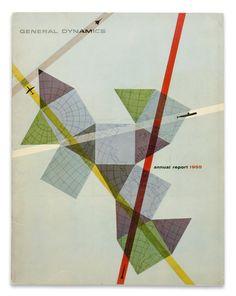 General Dynamics 1955 Annual Report.