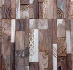 Jan Swinkels (1978) ontwierp de Wonderwall, een houten systeemwand gemaakt van gerecycled hout. Hij keek naar de standaard bouwmaten en heeft de panelen daarop aangepast. Dit is in mijn ogen een perfecte combinatie van vorm en functie. En er gaat ook nog eens een gedeelte van de opbrengst naar een ontwikkelingsproject in Indonesië