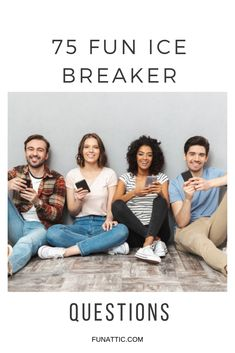 Looking for some great icebreaker questions? You're in luck! Here in this article, you will find an ultimate list of the top 76 best icebreaker questions to ask a group. Everyone is guaranteed to have a blast answering these unique questions. Check them out! #IcebreakerQuestionsSmallGroups #IcebreakerQuestionsWork