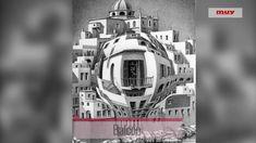 Escher y sus dibujos imposibles