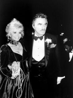 Loni Anderson & Burt Reynolds
