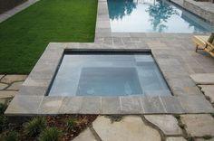Sebastian Grey Limestone Paving and Pool Coping