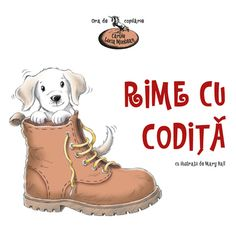 Rime cu codita de Lucia Muntean editie 2008 Image 360, Books For Moms, Halle, Great Books, Timberland Boots, Childrens Books, Snoopy, Teddy Bear, Kids