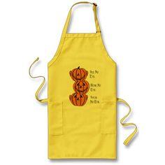 See No, Hear No, Speak No Evil Pumpkins Apron http://www.zazzle.com/see_no_hear_no_speak_no_evil_pumpkins_apron-154770139255783995?rf=238271513374472230  #halloween