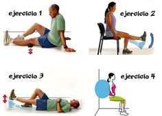 Different exercises to strengthen the knees Pilates Training, Pilates Workout, Pilates Fitness, Fit Board Workouts, At Home Workouts, Bad Knees, Different Exercises, Best Yoga, Physical Fitness