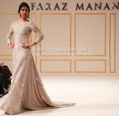 There is no replacement for hard work but any one can do it. But what can't be replaced is the midas touch. The Magic wand of creativity. Pakistani Couture, Pakistani Bridal Wear, Pakistani Outfits, Indian Outfits, Asian Wedding Dress, Gorgeous Wedding Dress, Beautiful Dresses, Faraz Manan, Pakistan Wedding