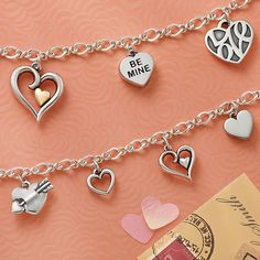 Valentine Collection 2016 - Charm your valentine with a gift from the heart! #JamesAvery